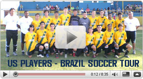 Interrnational Soccer Tour to Brazil